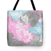 New Space Tote Bag