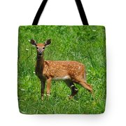 New Spots Tote Bag