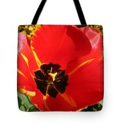 New Spring Beginnings Tote Bag
