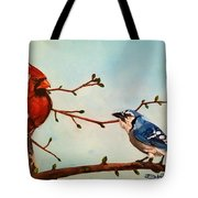 New Buds Of Spring Tote Bag