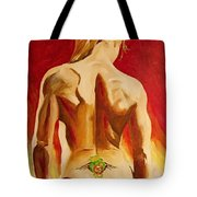 New Tattoo Tote Bag