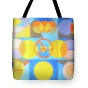 Geometrica 1 Tote Bag
