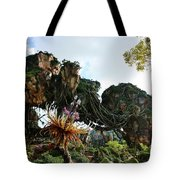 New World Of Pandora 1 Tote Bag