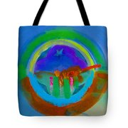 New World Spring Tote Bag