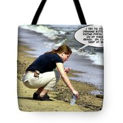 New Year Resolution - Stay Healthy Tote Bag