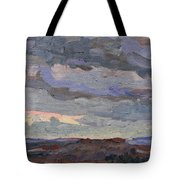 New Year Stratocumulus Tote Bag