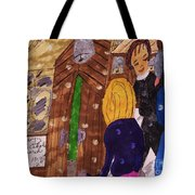 New Year's And Everyday Blessings  Tote Bag