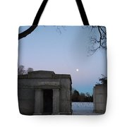New Year's Eve Tranquility  Tote Bag