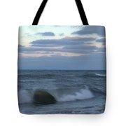New Years Wave Splash 2 Tote Bag