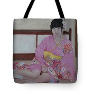 New Yea's Day Tote Bag