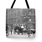 New York 1898 Tote Bag