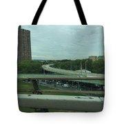 New York 3 Tote Bag