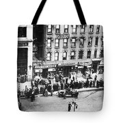New York: Bank Run, 1930 Tote Bag