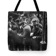 New York: Bread Line, 1915 Tote Bag