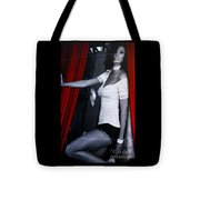 New York Building Ad Tote Bag