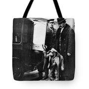 New York: Chimpanzee, C1910 Tote Bag