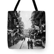 New York : Chinatown, 1909 Tote Bag
