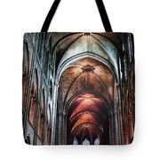 New York, Church Tote Bag