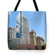 New York City Architecture Tote Bag