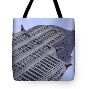 New York City - Chrysler Building 002 Tote Bag