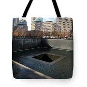 New York City National September 11 Memorial Tote Bag