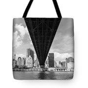 New York City - Queensboro Bridge Tote Bag