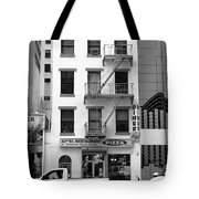 New York City Storefront Bw5 Tote Bag
