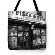 New York City Storefront Bw6 Tote Bag