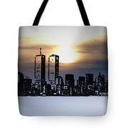 New York City - The Way We Were Tote Bag