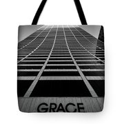 New York City - W. R. Grace Building Tote Bag