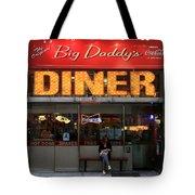 New York Diner 1 Tote Bag
