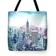 New York Fairytales Tote Bag