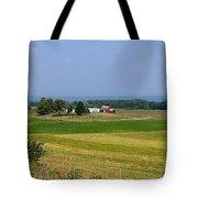 New York Farmland Tote Bag