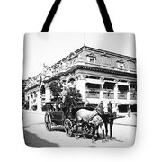 New York: Fifth Avenue Tote Bag