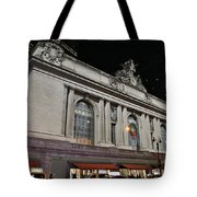 New York Grand Central Station Tote Bag