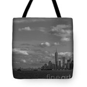New York Harbor Tote Bag
