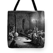 New York: Homeless, 1873 Tote Bag