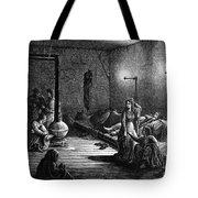 New York: Homeless, 1873 Tote Bag