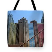New York Hotel Tote Bag