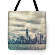 New York Lightleak Tote Bag