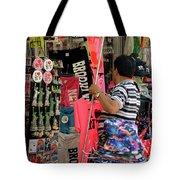 New York, New York 14 Tote Bag