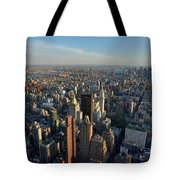 New York, New York 27 Tote Bag