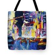 New York - New York Tote Bag