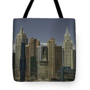 New York New York View 1 Tote Bag