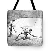 New York: Racket Club Tote Bag