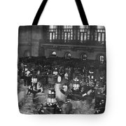 New York Stock Exchange Tote Bag by Granger