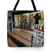 New York Style In Color Tote Bag