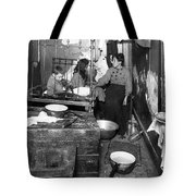 New York Tenement 1910 Tote Bag