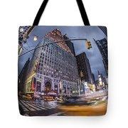 New York Time Square  Tote Bag