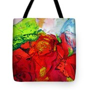 New York Tourist Attraction Tote Bag